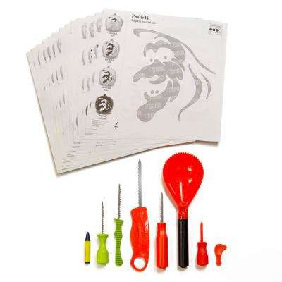 All in One Carving Party Kit
