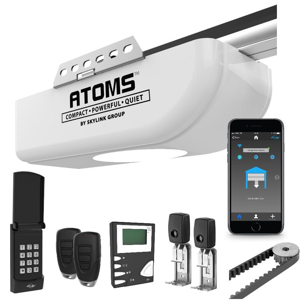 Deals on SkyLink 3/4 HPF Belt Drive Garage Door Opener w/WiFi Connectivity