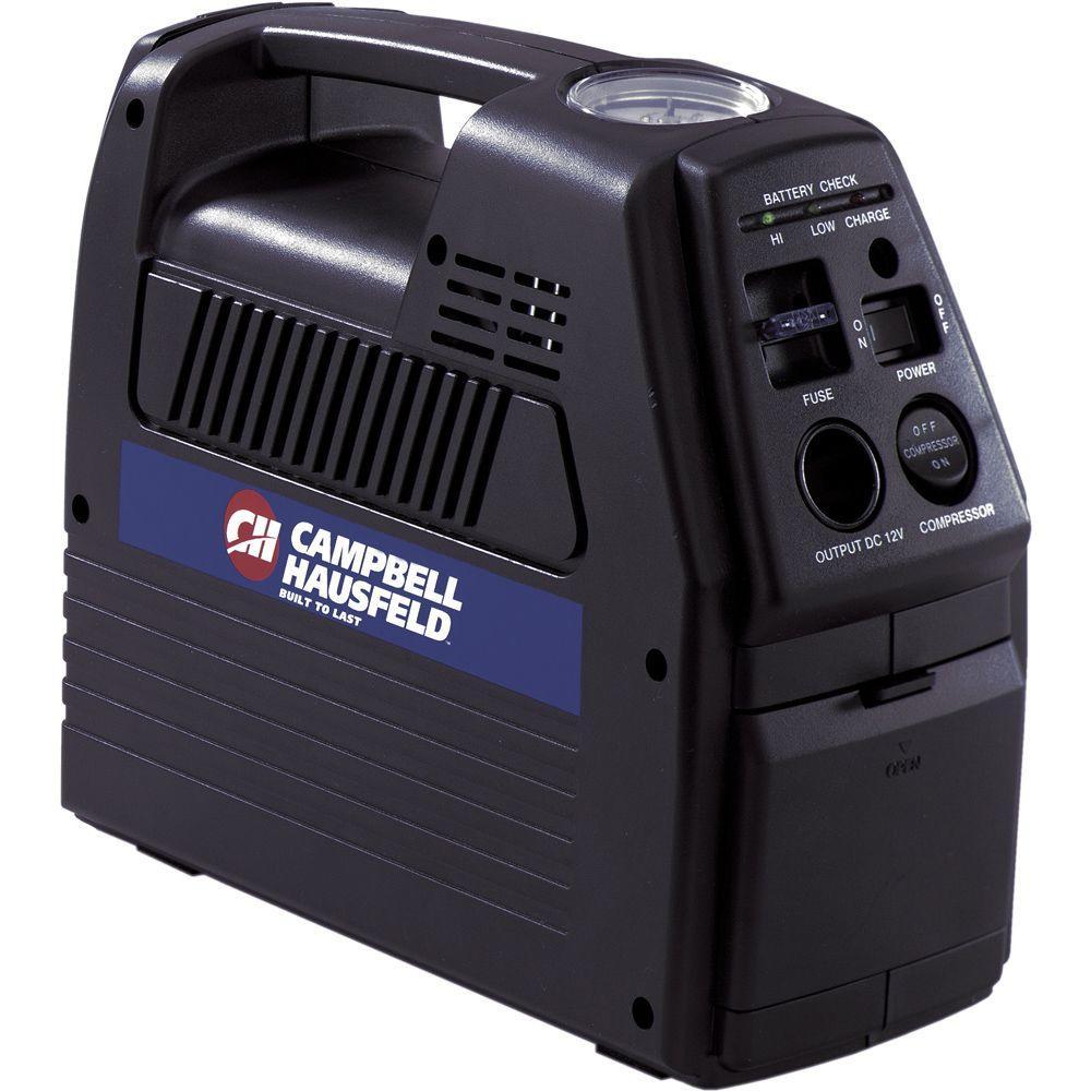 Campbell Hausfeld 12-Volt Cordless Inflator