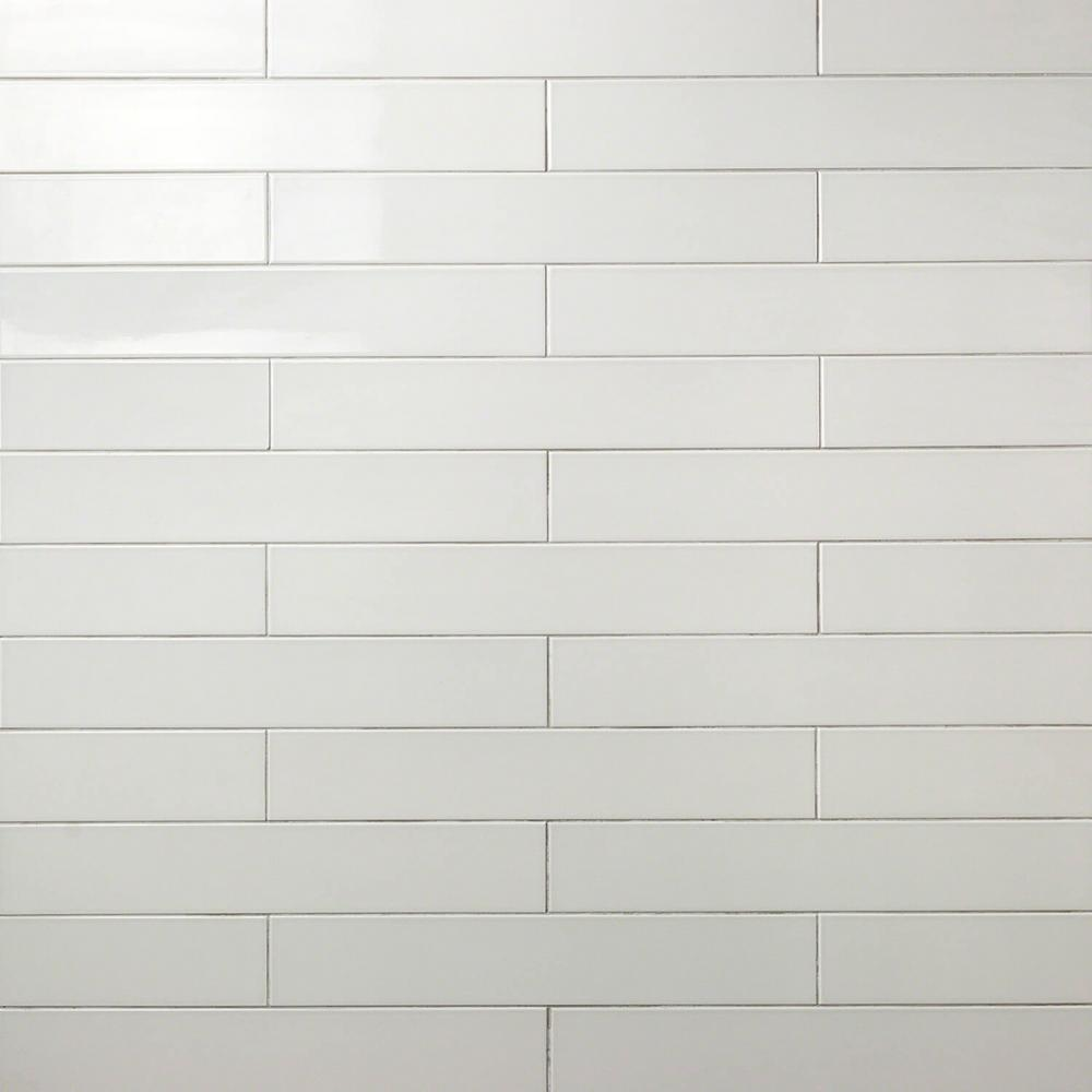 Ivy Hill Tile Zekke Gray 4 In X 24