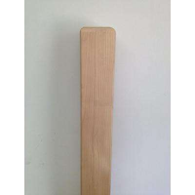 Hemlock Contemporary Newel