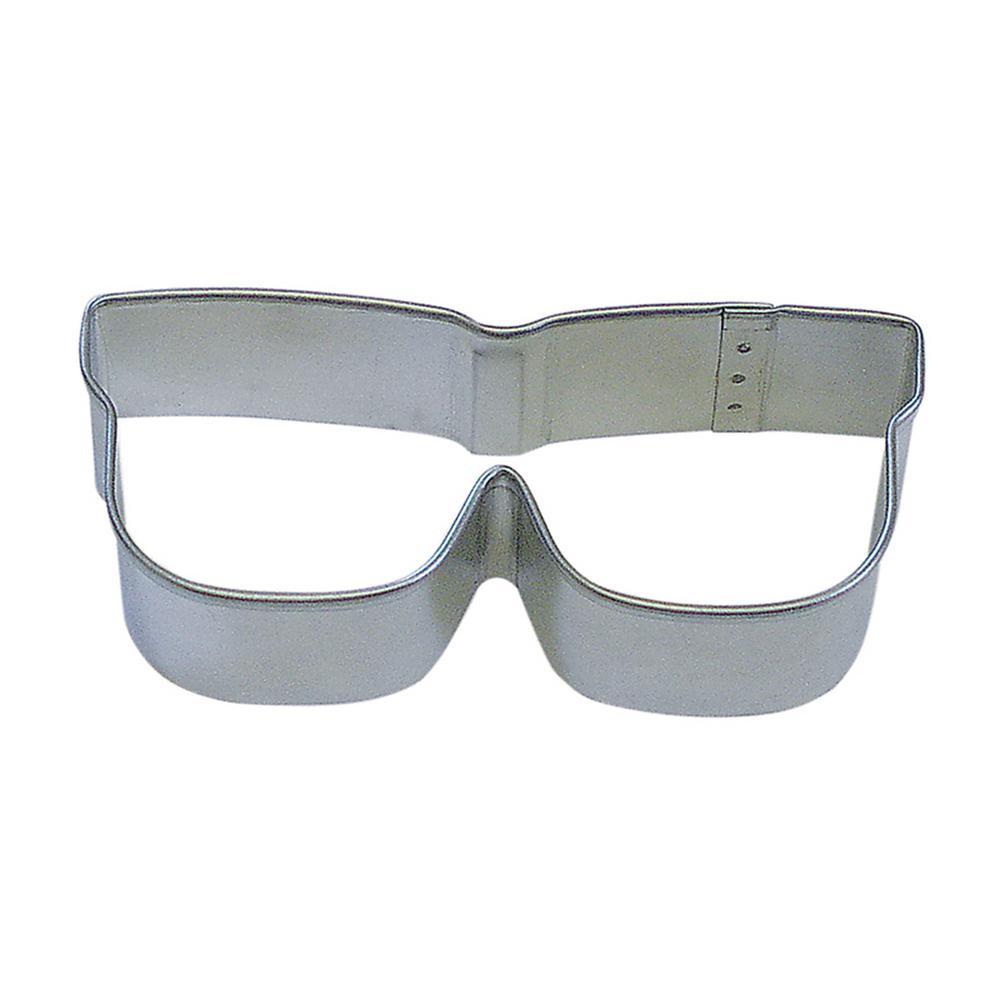 647f31616b72 CybrTrayd 12-Piece Sunglasses 3.5 in. Tinplated Steel Cookie Cutter   Recipe