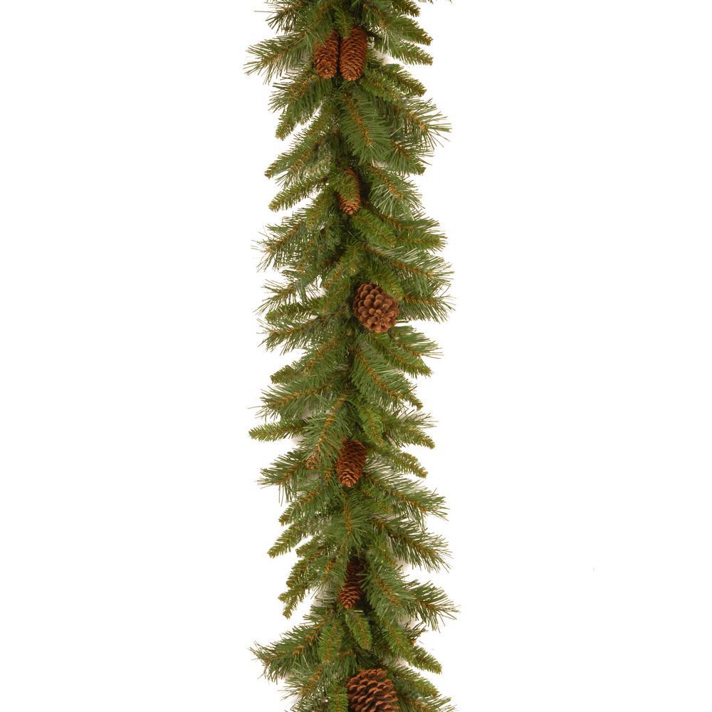 9 ft. Pine Cone Garland
