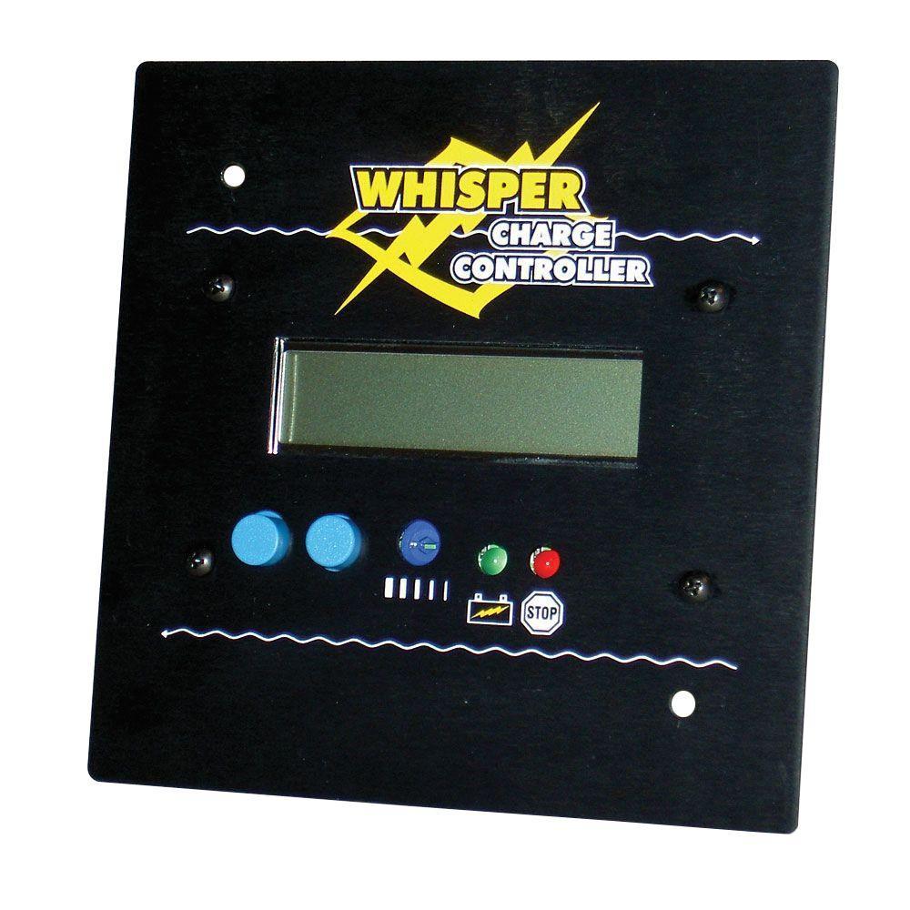 Whisper Controller Display