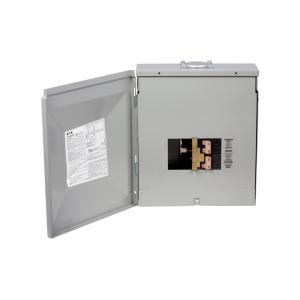 Eaton 8-Circuit Outdoor Manual Transfer Switch by Eaton