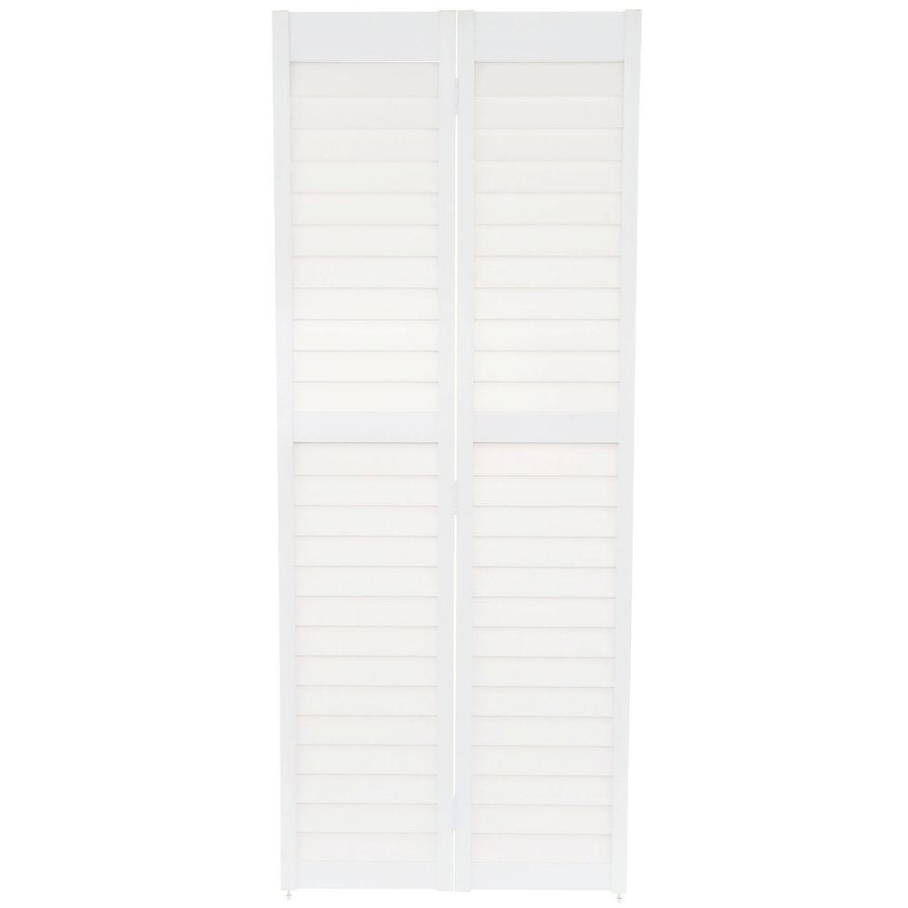 Home Fashion Technologies 32 In. X 80 In. 3 In. Louver