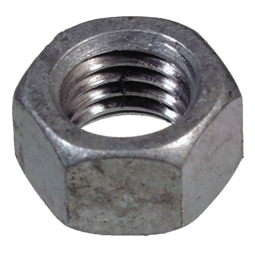 Hillman 3/8-16 Hex Nuts Cap-882414 - The Home Depot