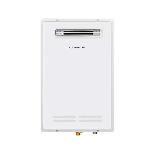 Camplux 20L 5.28 GPM Smart Residential Propane Gas Tankless Water Heater
