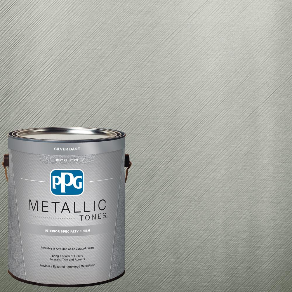 1 gal. MTL122 Mucho Mint Metallic Interior Specialty Finish Paint