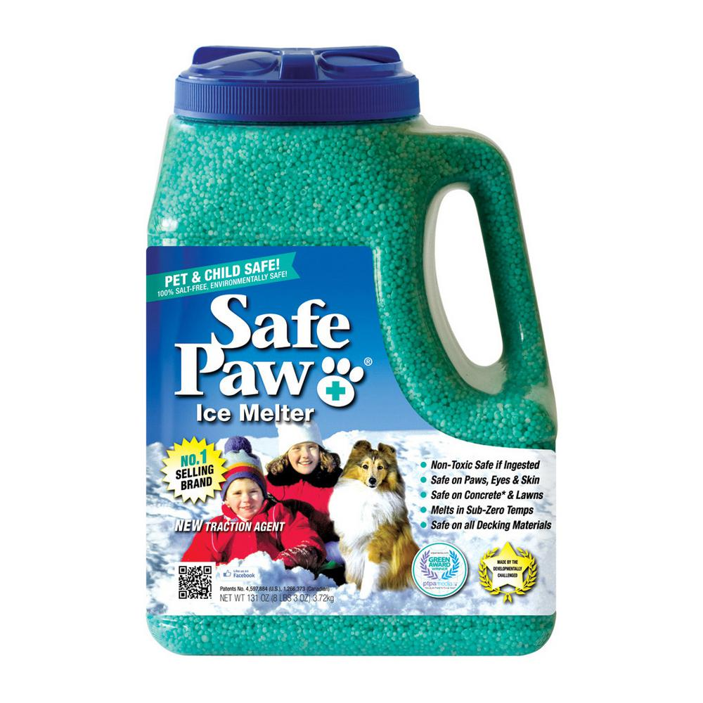 8 lb. 3 oz. Coated Non-Salt Ice Melt
