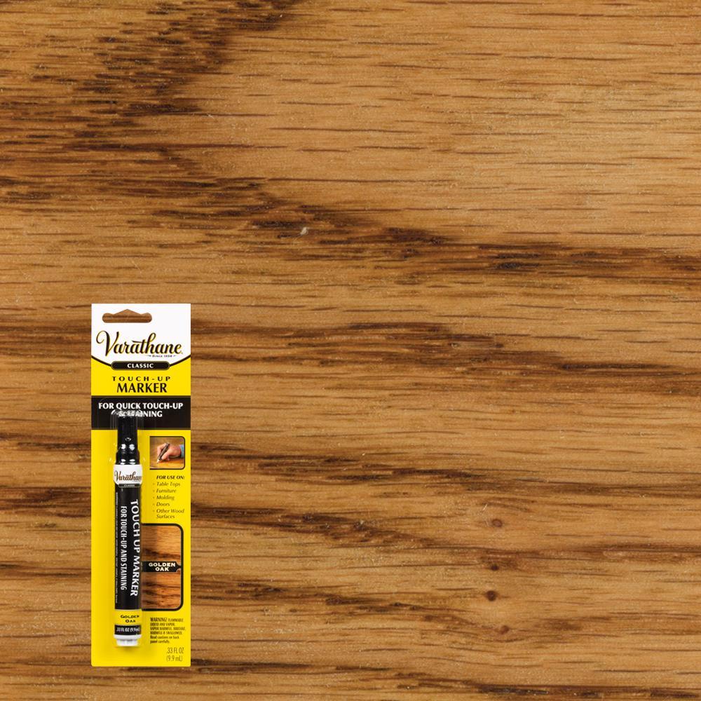 Golden Oak Wood Stain Furniture Floor Touch Up Marker