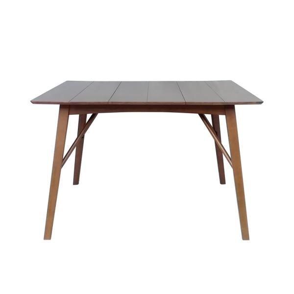 Macon 36.5 in. Walnut Counter Table