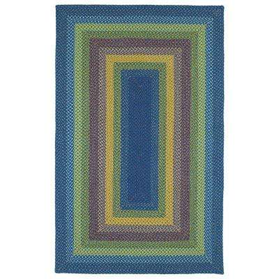 Bimini Multi 9 ft. x 12 ft. Indoor/Outdoor Area Rug