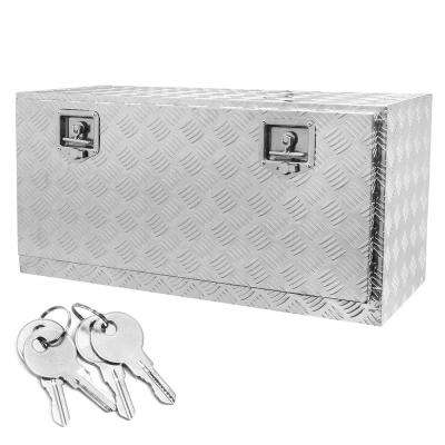 36 in Diamond Plate Aluminum  Underbody Truck Tool Box
