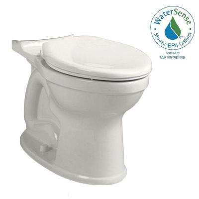 Champion 4 Chair Height Elongated Toilet Bowl Only in White