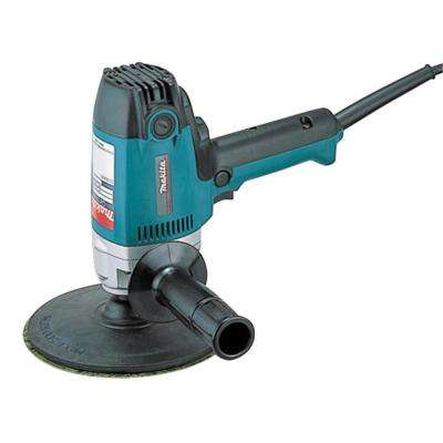 7.9 Amp 7 in. Corded Variable Speed Disc Sander with Backing Pad