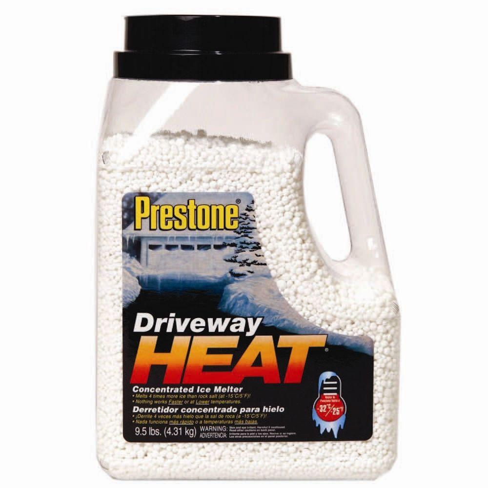 Prestone Driveway Heat 9.5 lb. Concentrated Ice Melt-95J-HEAT ...