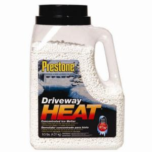 Prestone Driveway Heat 95 lb Concentrated Ice Melt95JHEAT