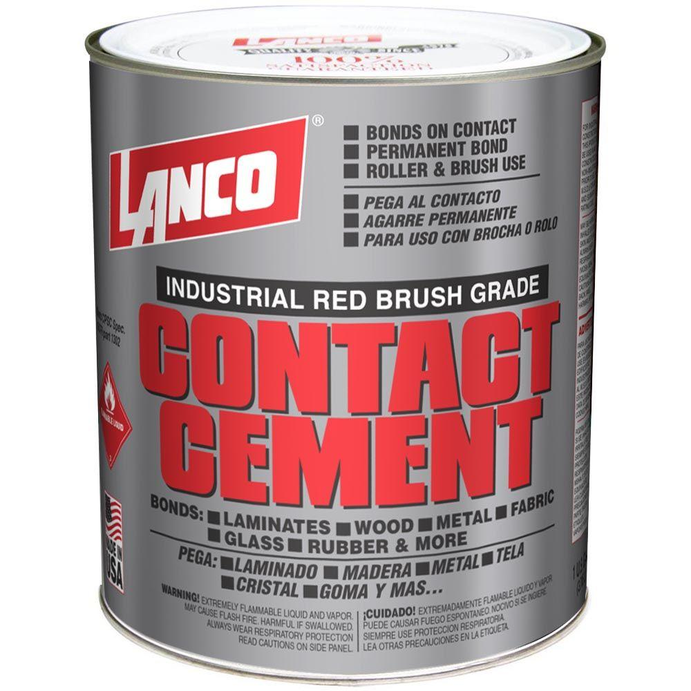 Lanco 120 fl. oz. Industrial Contact Cement