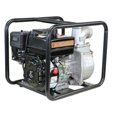 champion power equipment 2 in gas powered semi trash water transfer 7 hp semi trash water pump