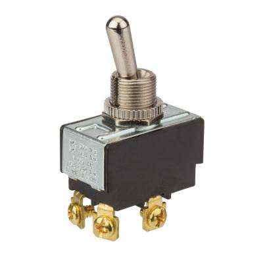 20/10 Amp Double-Pole Toggle Switch