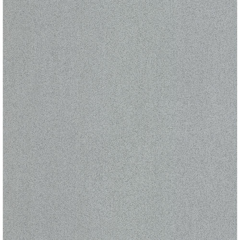 Napperville Charcoal Texture Wallpaper Sample