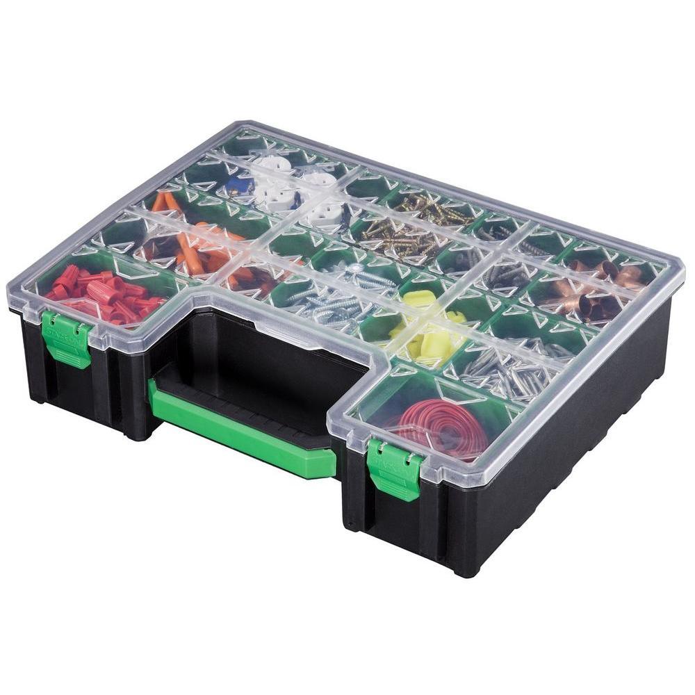 10 Compartment Deep Cup Parts Small Parts Organizer