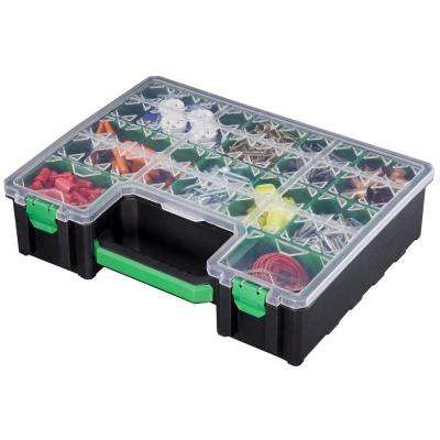 10-Compartment Deep Cup Parts Small Parts Organizer