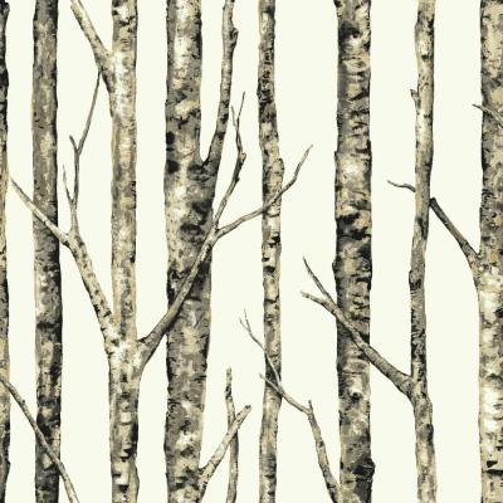 Birchwood Wallpaper