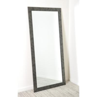 Vintage Black 32 in. x 65.5 in. Tall Mirror