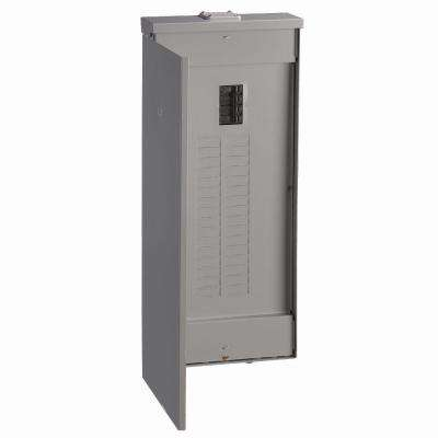 PowerMark Gold 200 Amp 32-Space 40-Circuit Outdoor Main Breaker Circuit Breaker Panel