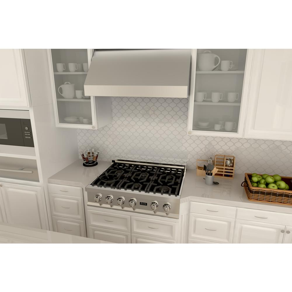ZLINE Kitchen and Bath ZLINE 30 in. 1000 CFM Under Cabinet Range Hood in  Stainless Steel