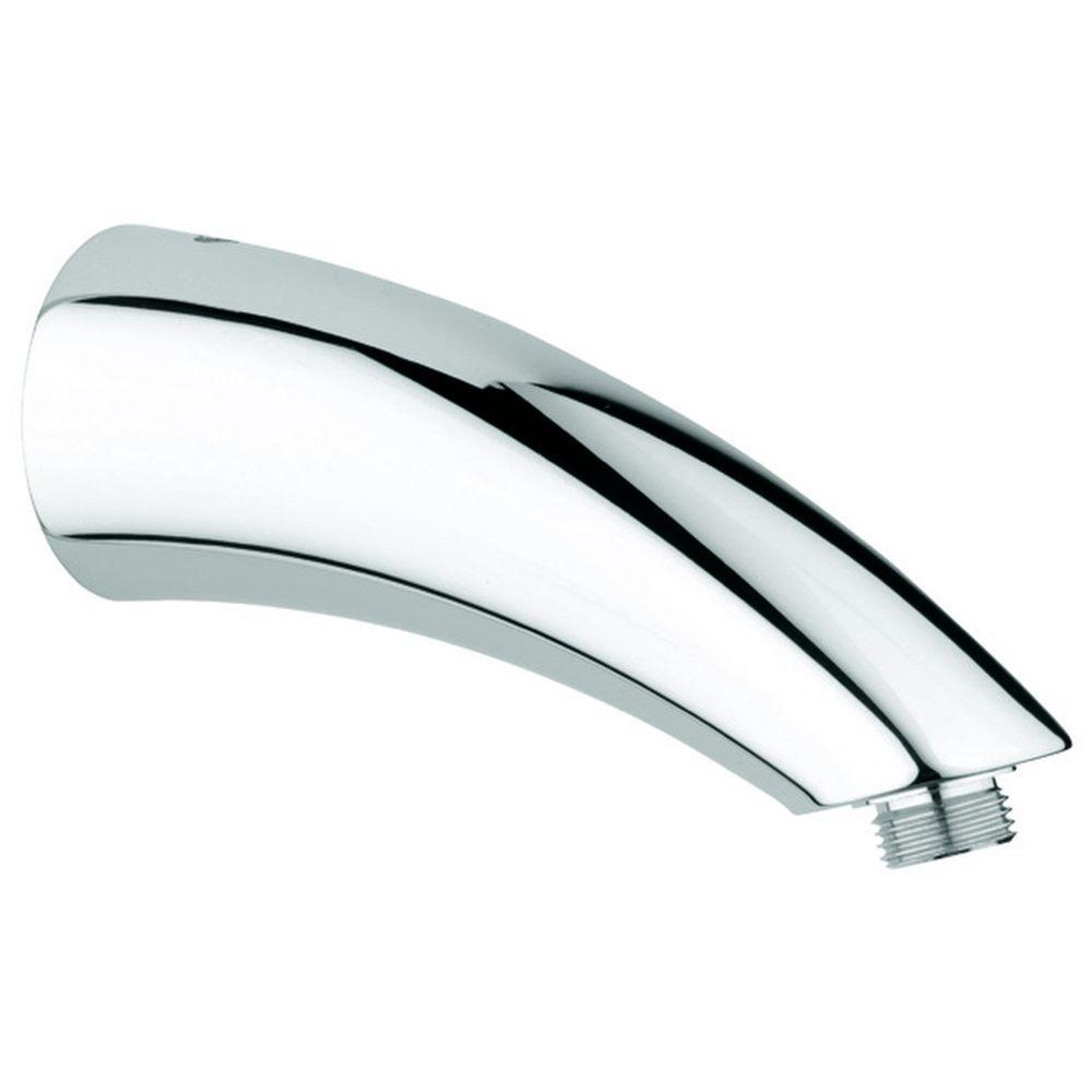 Movario 6 in. Shower Arm in Polished Chrome
