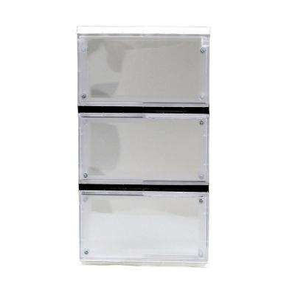 6.63 in. x 11.25 in. Medium Replacement Flap for AirSeal, Draft Stopper and Vinyl Pet Patio Doors