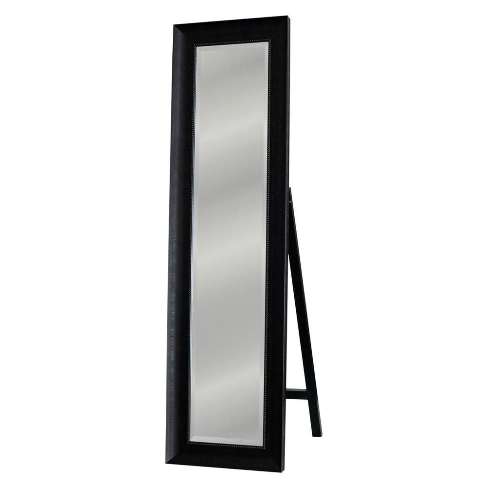 Deco mirror 18 in x 64 in charleston floor mirror in for Deco 90 fut 18