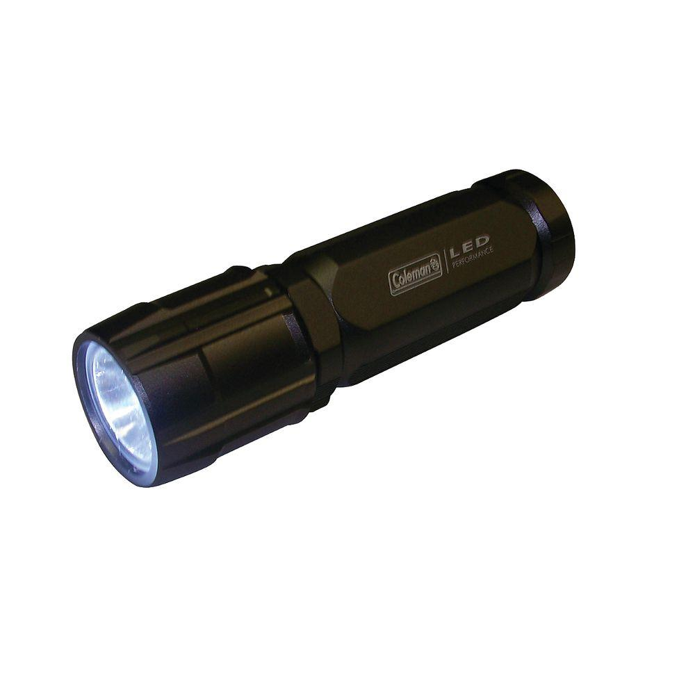 Coleman High Power Aluminum LED Flashlight-DISCONTINUED