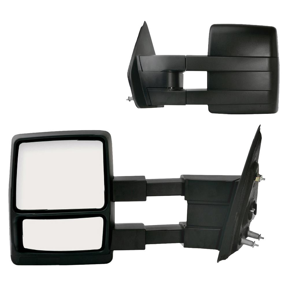 fit system auto body parts 61187 88f 64_1000 fit system towing mirror for 09 12 ford f150 extendable towing