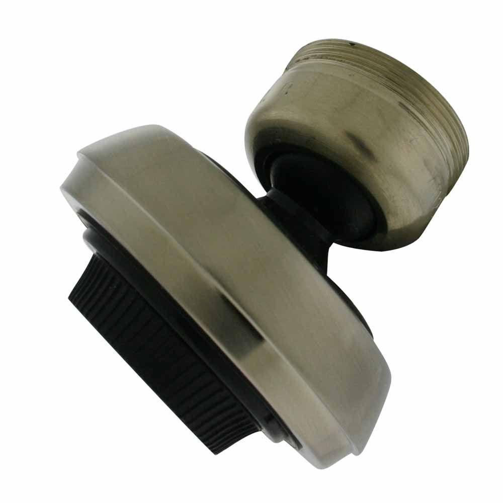 1.8 GPM Dual-Thread Swivel Spray Aerator in Brushed Nickel