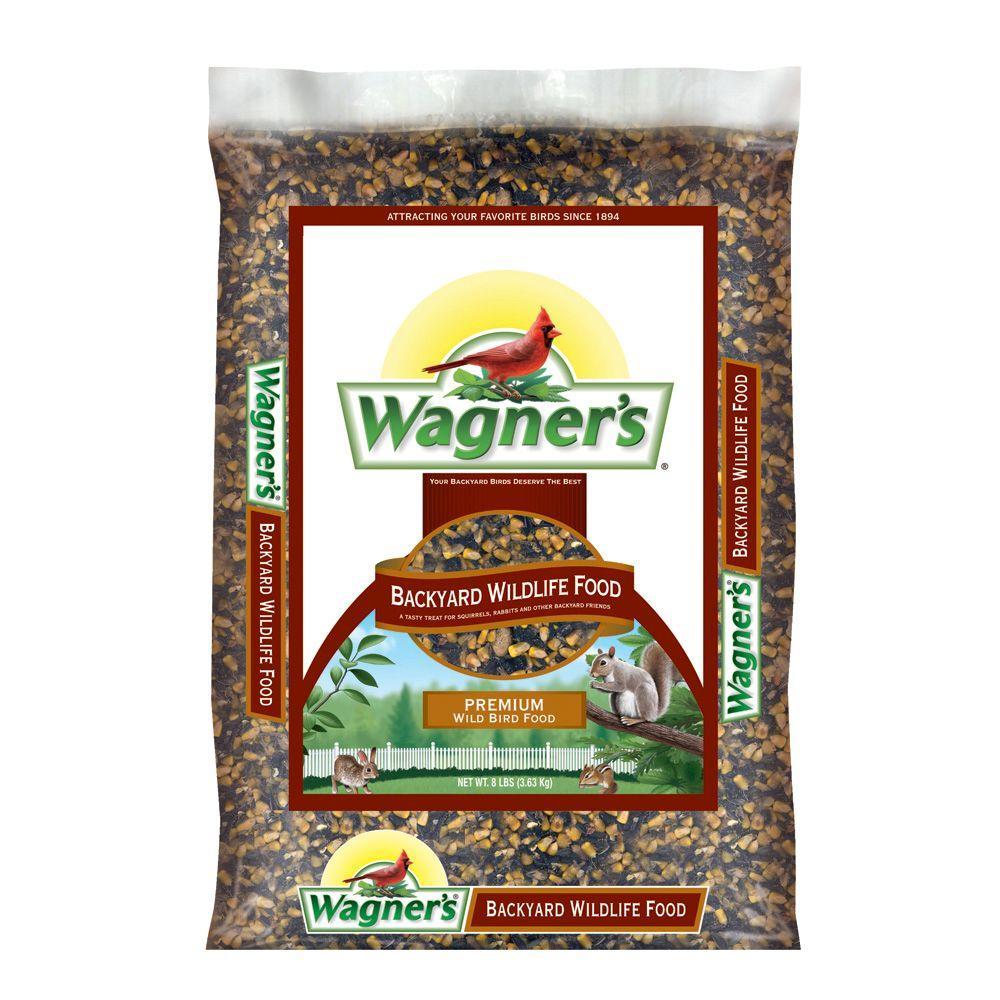 8 lb. Wildlife Food