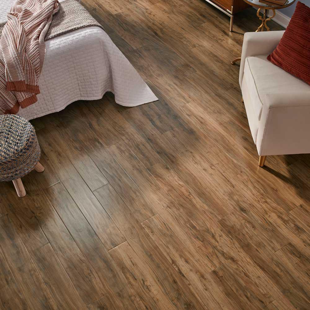 Pergo Outlast 5 23 In W Applewood, Waterproof Pergo Laminate Flooring