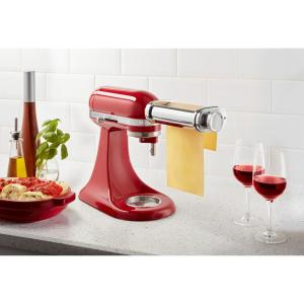 KitchenAid Silver Pasta Roller Attachment for KitchenAid ...