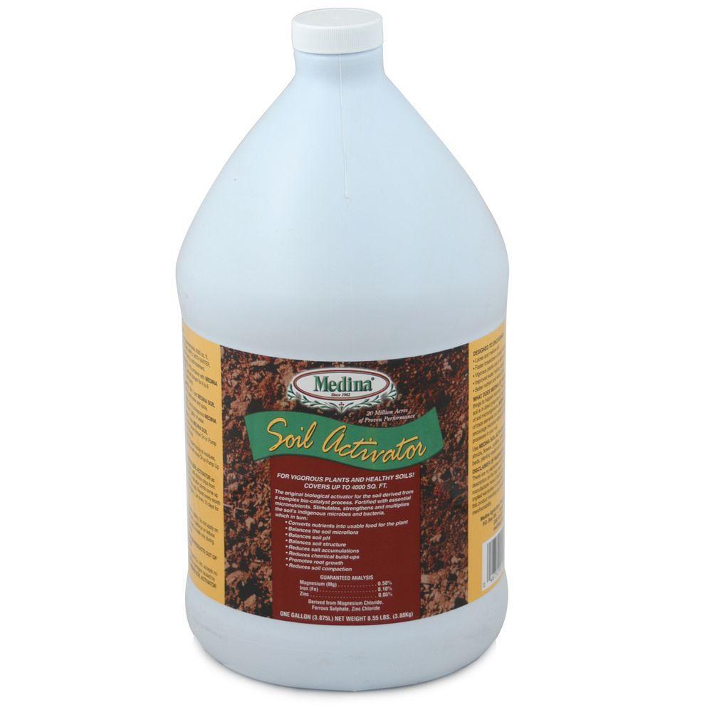 1 gal. Organic Soil Activator