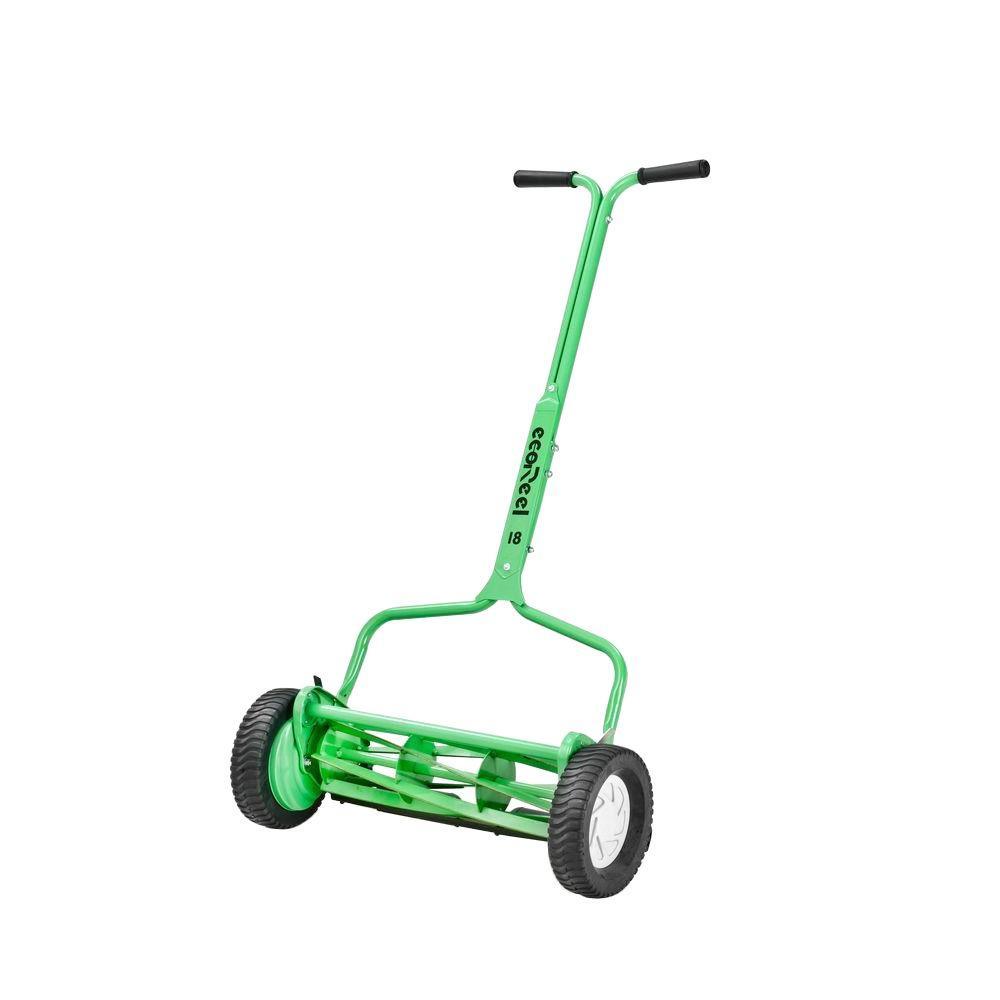 18 in. Push Reel Mower