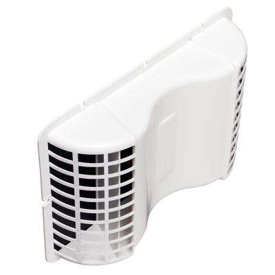4 in. x 4 in. Plastic Under Eave Vent
