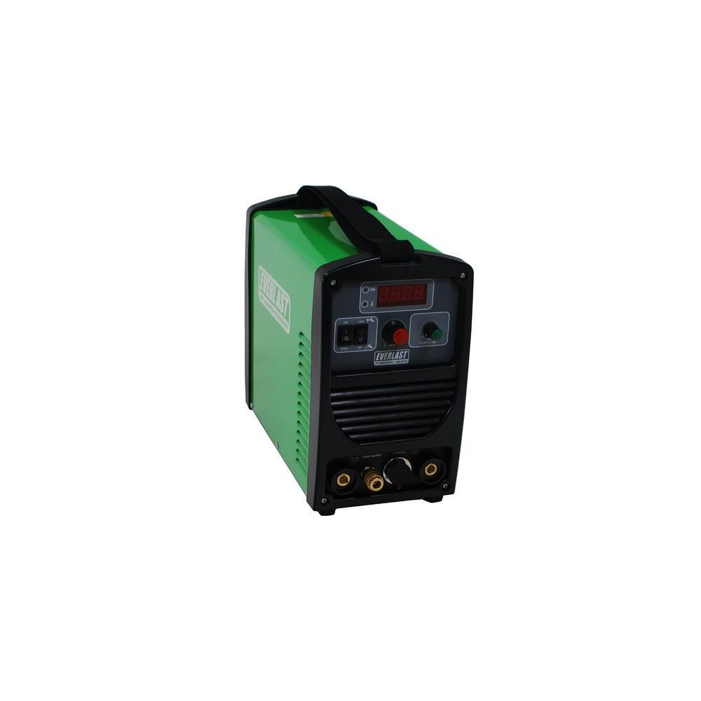 160 Amp PowerARC 160STH IGBT Inverter DC Stick/TIG Welder with High Frequency and Lift TIG Start, 120V/240V