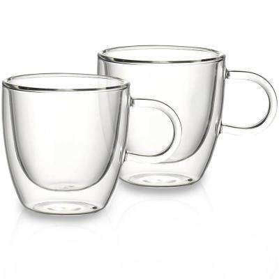 Artesano Hot Beverages 3-3/4 oz. Small Double Wall Cup (2-Pack)