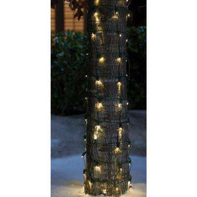 144l dome led net light warm white home accents holiday 144l dome - Led Net Christmas Lights