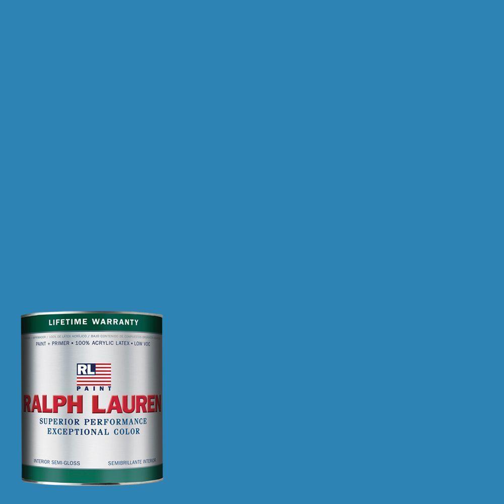 Ralph Lauren 1-qt. Summer Regatta Semi-Gloss Interior Paint