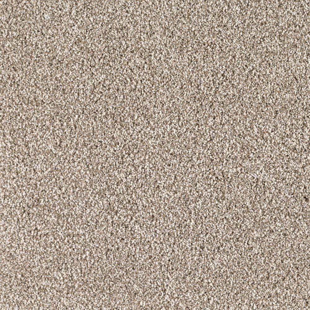 Lavish II - Color Arctic Chill 12 ft. Carpet