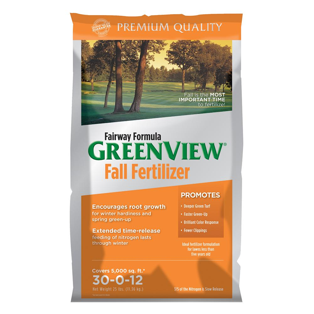 GreenView 25 lb. Fairway Formula Fall Fertilizer